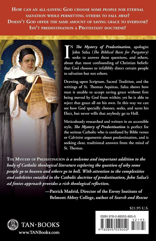 Catholic view of predestination