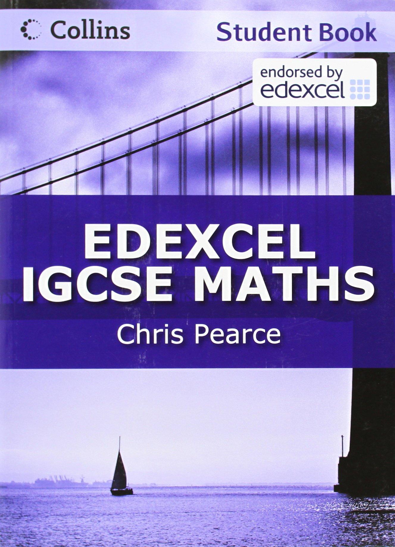 IGCSE Maths Edexcel Student Book (Collins IGCSE Maths): Chris Pearce ...