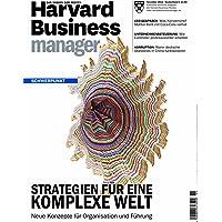Harvard Business Manager 11/2011: Strategien für eine komplexe Welt