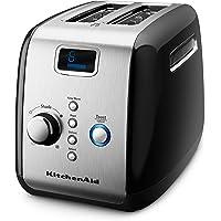 KitchenAid 5KMT223GER 1100-Watt 2-Slice Pop-up Toaster