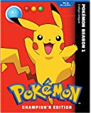 Pokemon: Indigo League - Season 1 Champion's Edition [Blu-ray]