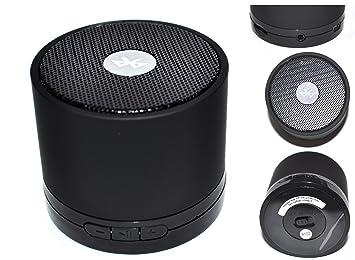 Altavoz portátil Bluetooth inalámbrico portátil-Altavoces recargables para teléfono móvil, smartphone, tablet,