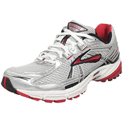 ff8c715fc7ff0 Brooks Men s Adrenaline Gts 14 Shoes White Size  6 UK  Amazon.co.uk ...