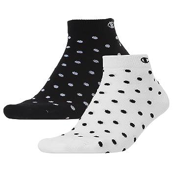 nouveaux produits chauds rétro 100% authentique Champion a-2pp Chaussette courte Socks Knit S: Amazon.fr ...