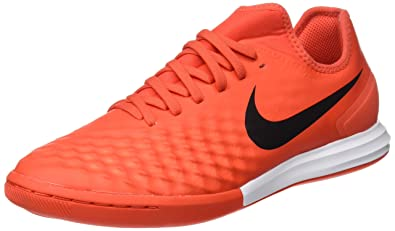 NIKE Mens Magistax Finale II Indoor Shoes [Max Orange] (11.5)