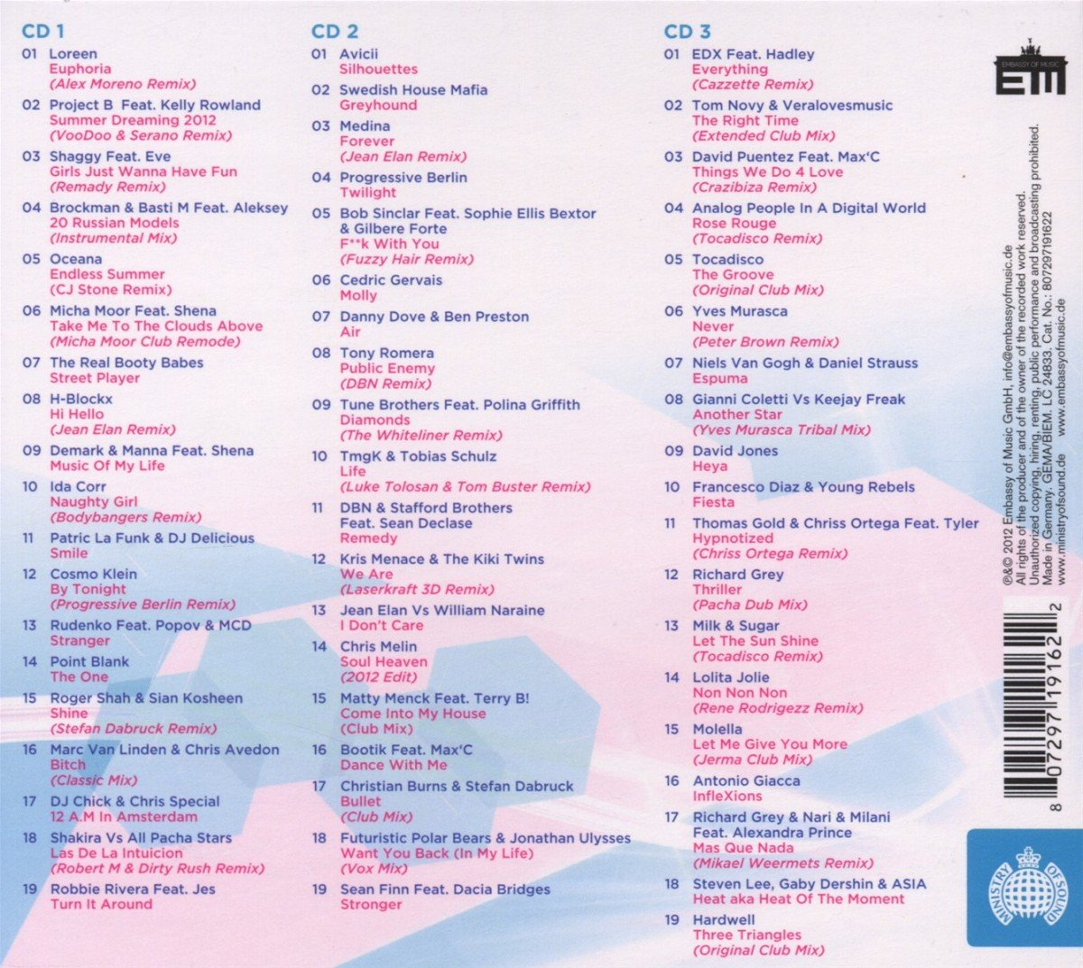 The Annual Summer 2012 : Various : Amazon.es: Música