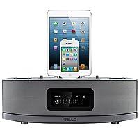TEAC 蒂雅克 TC-612双插口苹果蓝牙组合音响(支持iPhone4/iPhone6s/iPhone6s Plus/iPad)