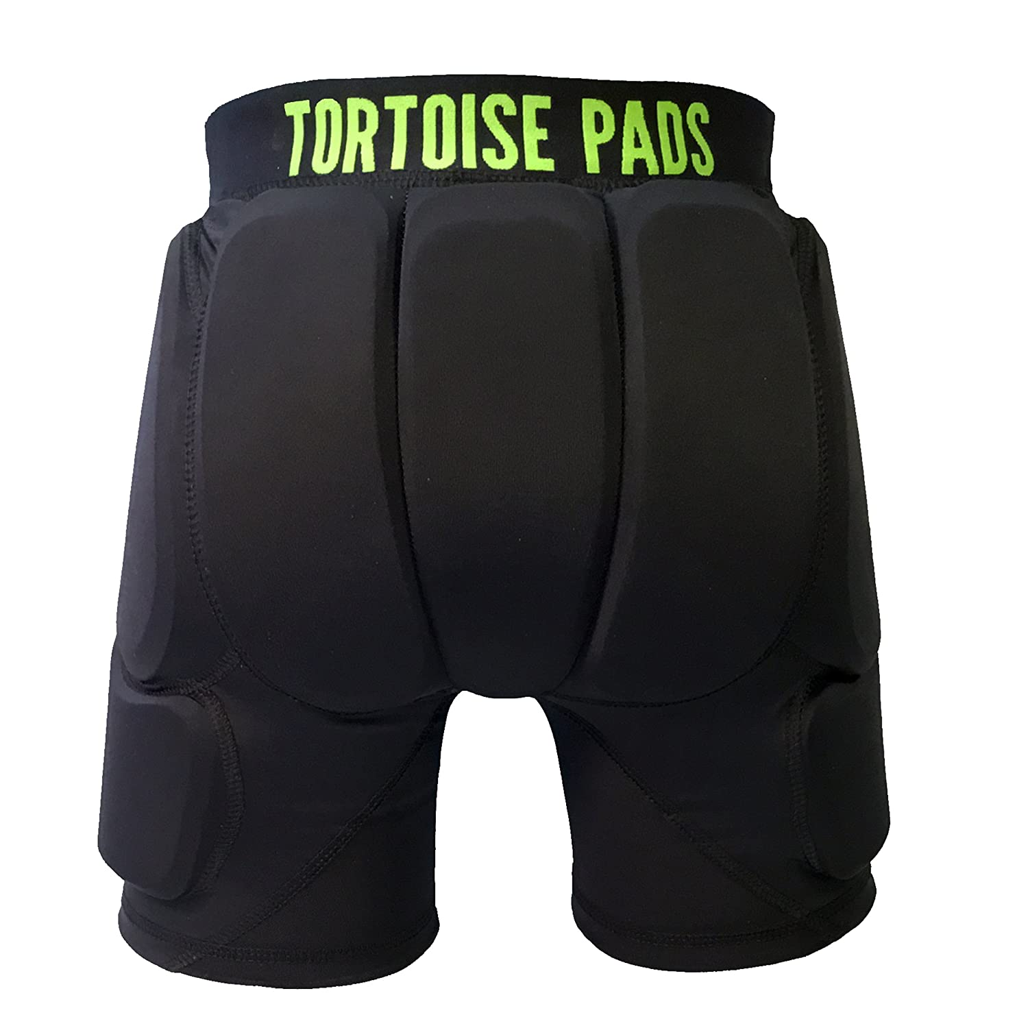 Tortoise Pads T2 – High Impact Protection – Padded Shorts with Firm Multi-Layer Multi-Density Foam