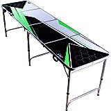 Beer Pong Tisch - Neon Table Design - Beer Pong table
