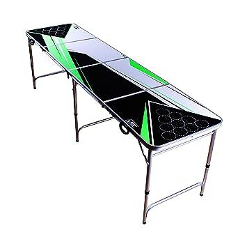 Beer Pong Tisch - Neon Table Design - Beer Pong table  Amazon.de ... 250693346