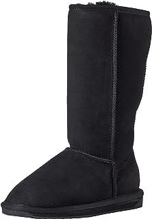 0563d6011a Emu Australia Womens Stinger Hi Leather Closed Toe Mid-Calf Fashion Boots