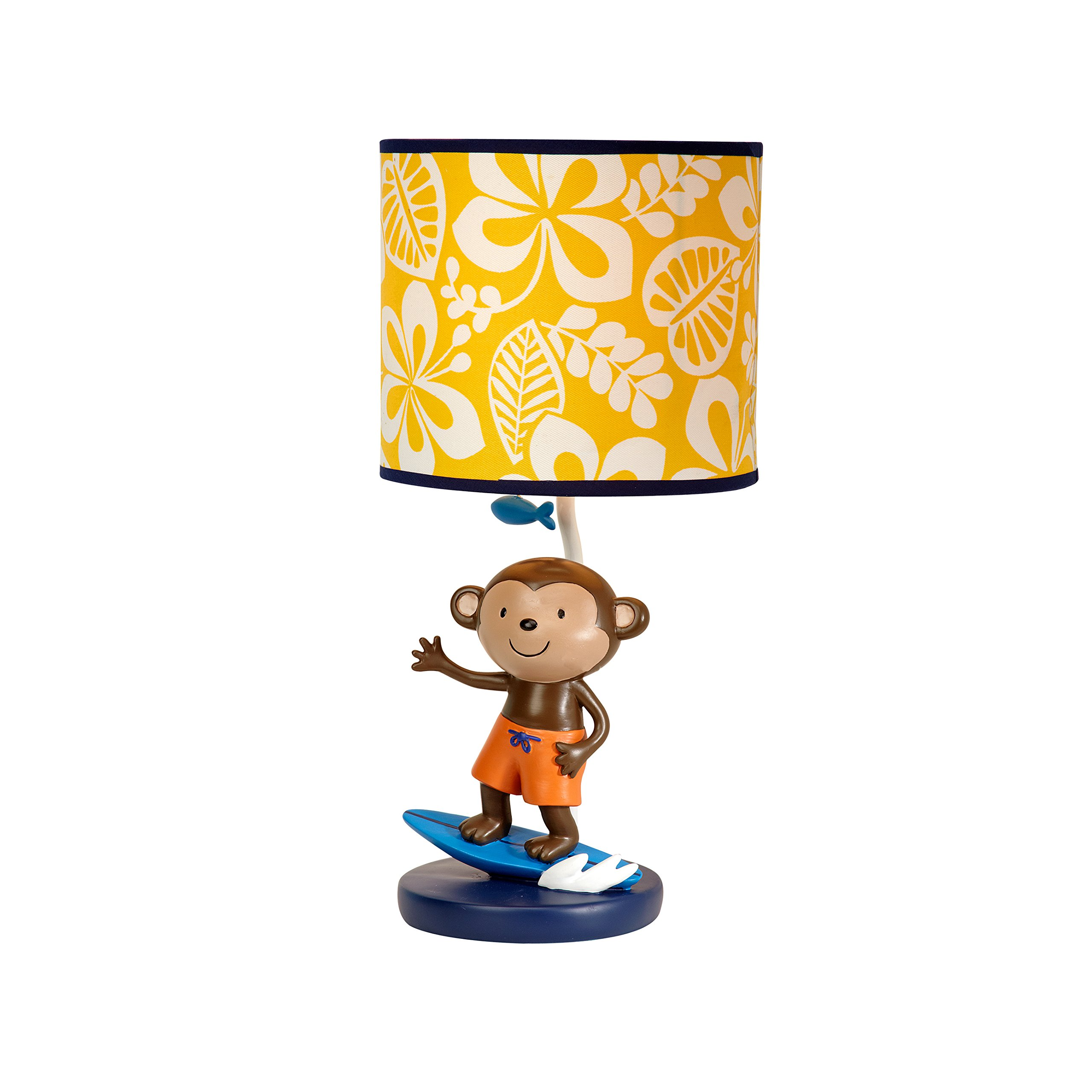 Carter's Laguna Collection Lamp and Shade by Carter's