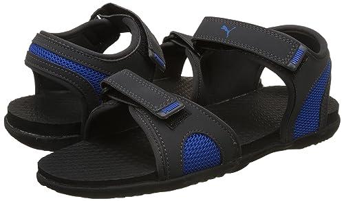 Puma Women s Asphalt-Sargasso Sea-Electric Blue Lemonade Fashion Sandals-5  UK India (38 EU) (36759902)  Buy Online at Low Prices in India - Amazon.in d62e66fb7