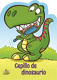 Cepillo de dinosaurio (Spanish Edition)