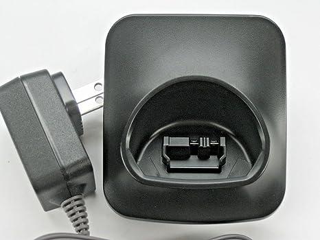 Amazon.com: Panasonic pnlc1017 Cargador Cuna kx-tga660 kx ...