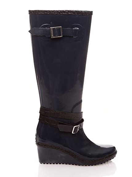 b252c49d0fd84 Gioseppo Bota Agua Marino Negro 35  Amazon.es  Zapatos y complementos