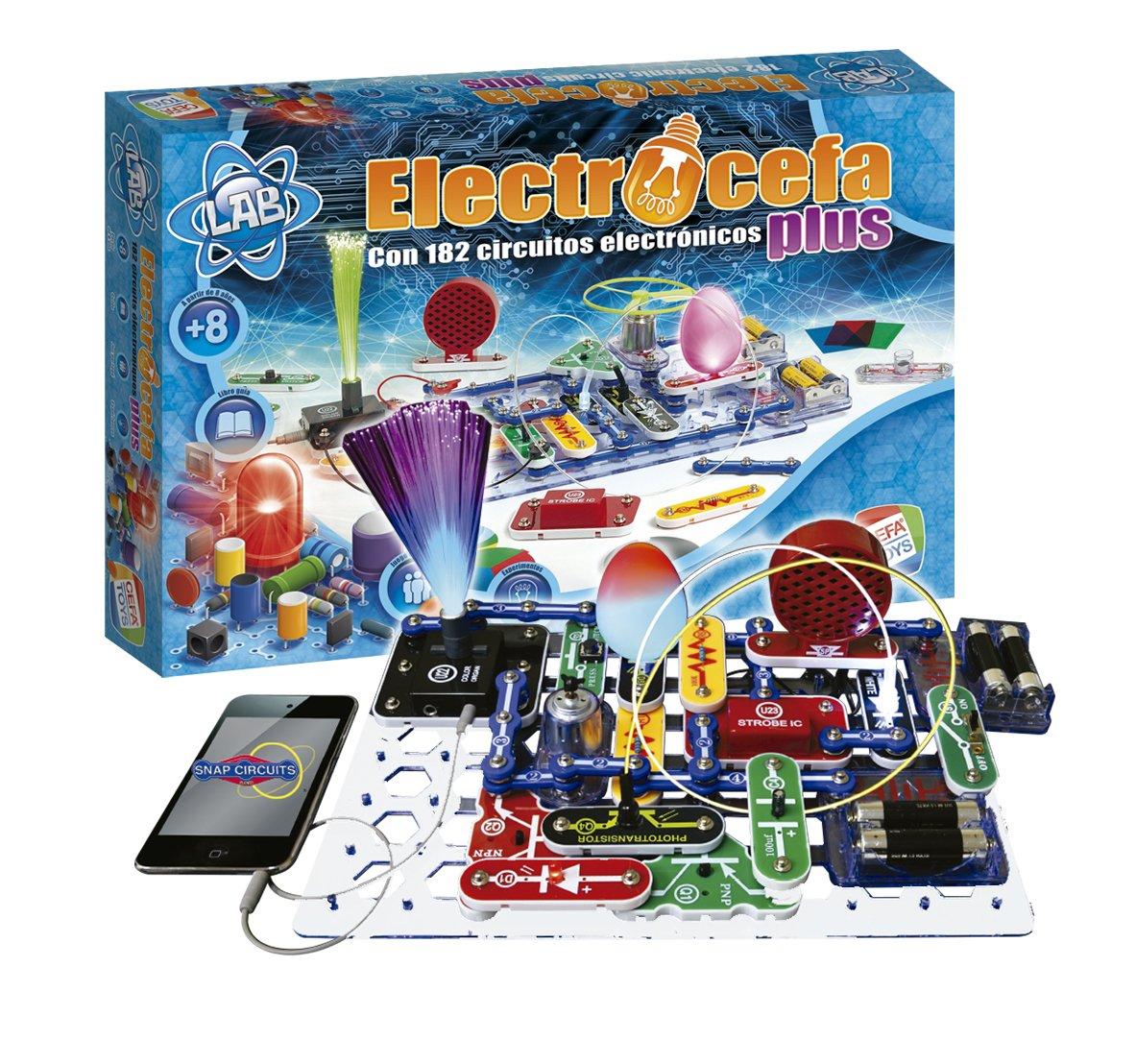 Cefa Toys Elektronik Elektrocephalus Plus