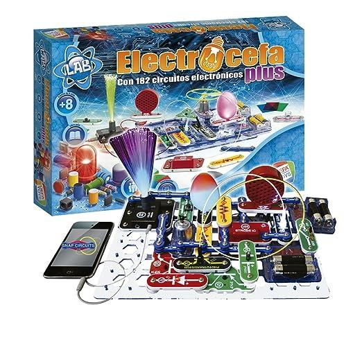 Cefa Toys Juego De Electronica Electrocefa 100 21820 Amazon Es