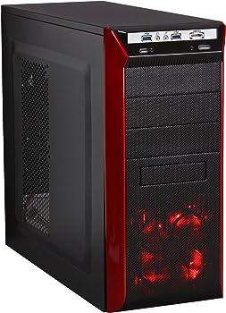 Rosewill REDBONE U3 ATX / Micro ATX Mid Tower Computer Case