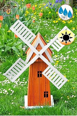 Windmill Wind Mill Designer XXL 100 Cm With Balcony Edging Garden Windmill  E6CK100 We U2013 MS