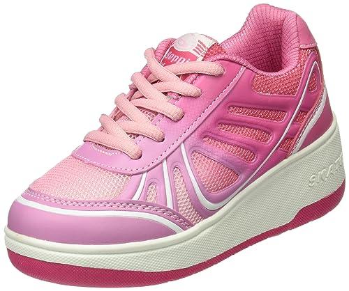 Beppi Casual 2150401, Zapatillas de Deporte para Niñas, Rosa (Pink), 34 EU: Amazon.es: Zapatos y complementos