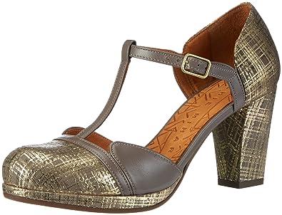 Beste Qualität Beige Chie Mihara Damen Sharpei Sandalen Leder