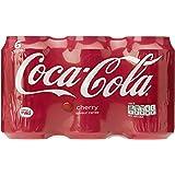 Coca-Cola  Cherry saveur Cerise 6x33 cl