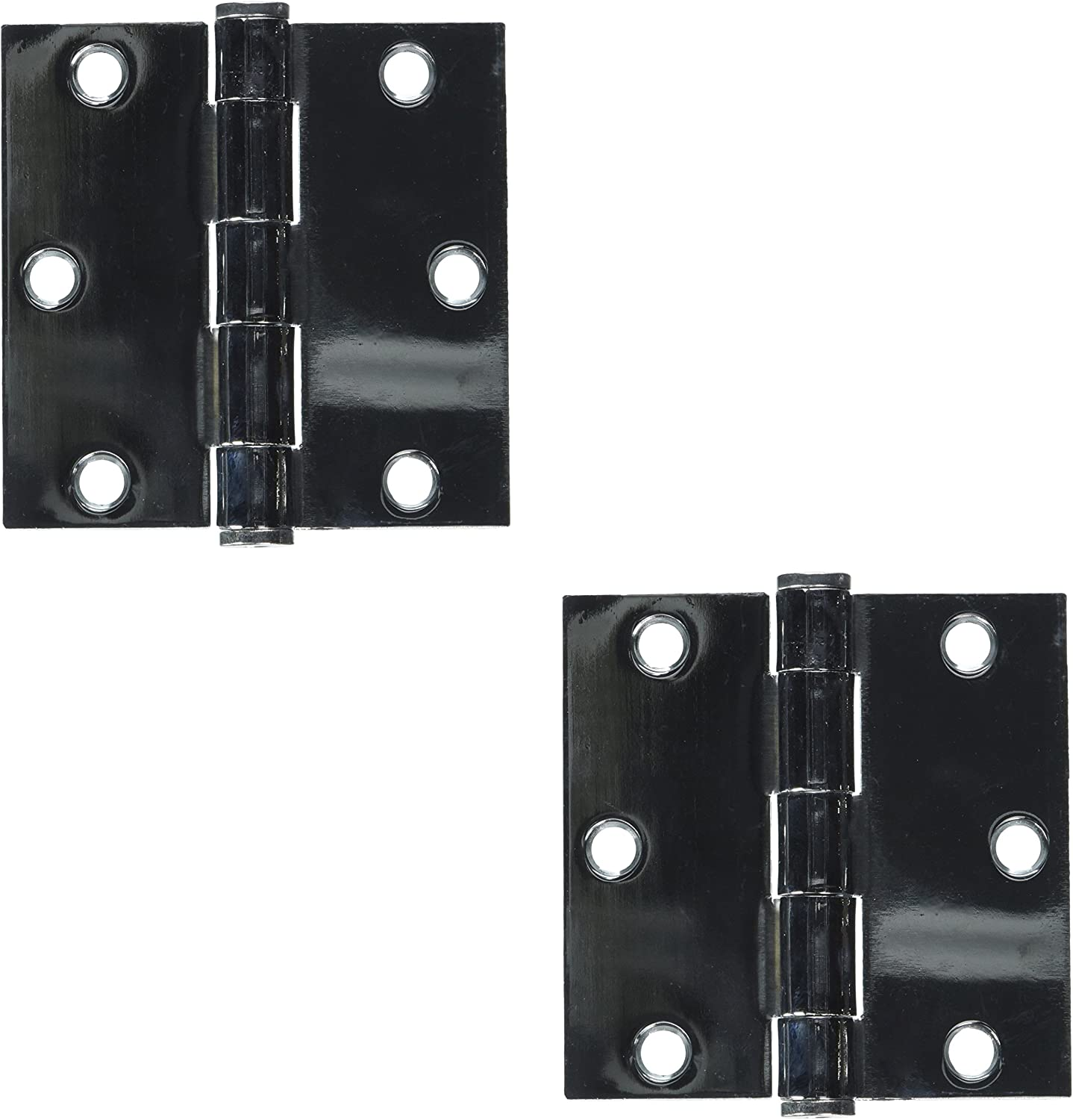Deltana S35HD26D HD Value Choice for Indoor Applications Steel 3 1//2-Inch x 3 1//2-Inch Square Hinge
