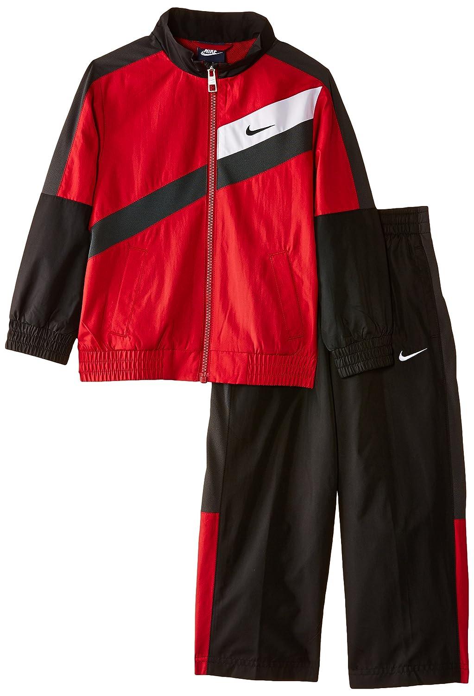 Nike T45 W SL Warm Up LK - Chándal para niño: Amazon.es: Ropa y ...