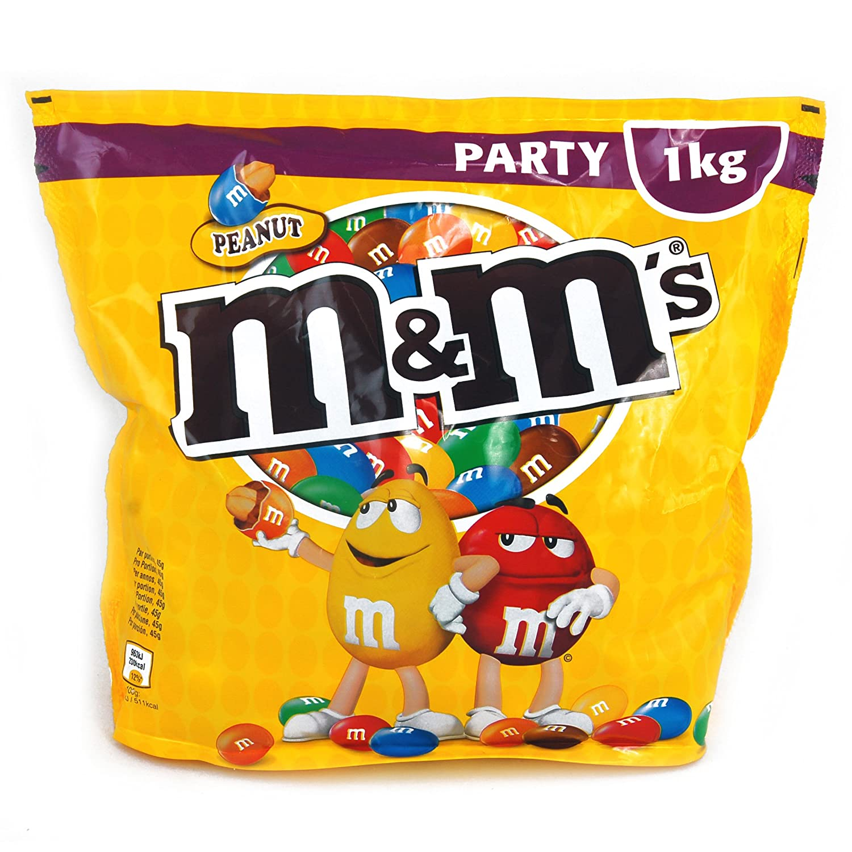 M&M's Peanuts amazon