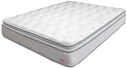 pillow top mattress queen. Furniture Of America Dreamax 11-Inch Pillow Top Mattress, Queen Pillow Top Mattress Queen L