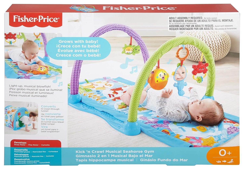 color rosa Fisher Price Caballito de mar dulces sue/ños Mattel DGH83