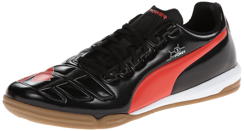 b172a5d730a Amazon.com  PUMA Men s Evopower 3 Indoor Soccer Shoe  Shoes