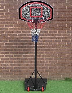 Generic. Sketball free standing basket NG Basketbal tabellone supporto Hoo set ruote Ard net Hoop tacchi po portatile regolabile Ortable Adjus.