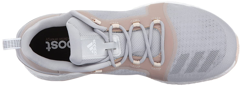 adidas Women's Pureboost X Tr 2 Running Shoe B01NAJ7J2Q 10 B(M) US|Grey Two/White/Linen