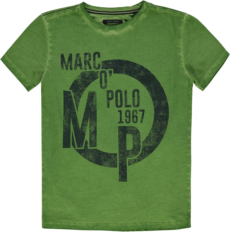 Marc OPolo T-Shirt 1/4 Arm, Camiseta para Niños, Verde (Greenery ...