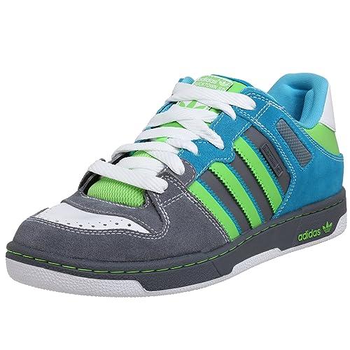 premium selection 32417 88d0d Adidas Originals Mens Bucktown ST Skate Shoe,TurquoiseMacawAqua,7 M