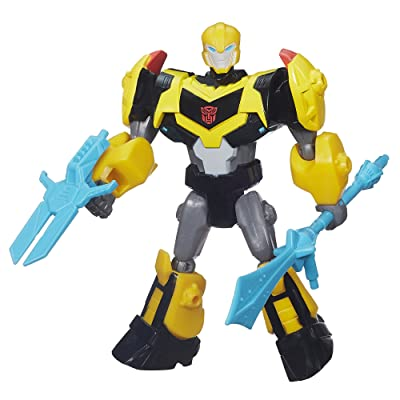 Hero Mashers Transformers Robots in Disguise Bumblebee Figure: Toys & Games