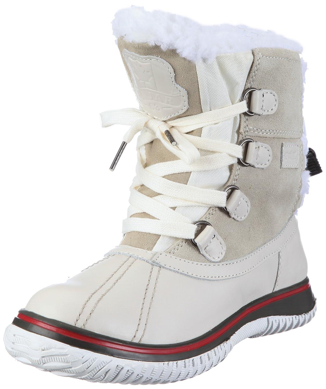 Pajar Women's Iceland Boot B004X9AQGM 38 M EU/7-7.5 B(M) US|White