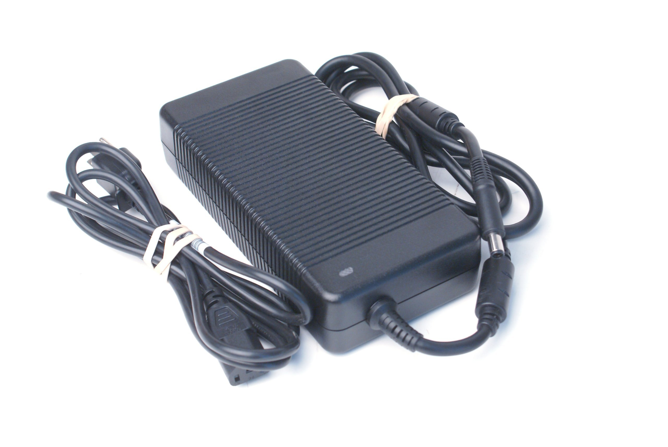 Dell 330W AC Adapter with 6 Foot Power Cord (DA330PM111, XM3C3, ADP-330AB B, 5X3NX, 332-1432, Charger, PA) by Dell