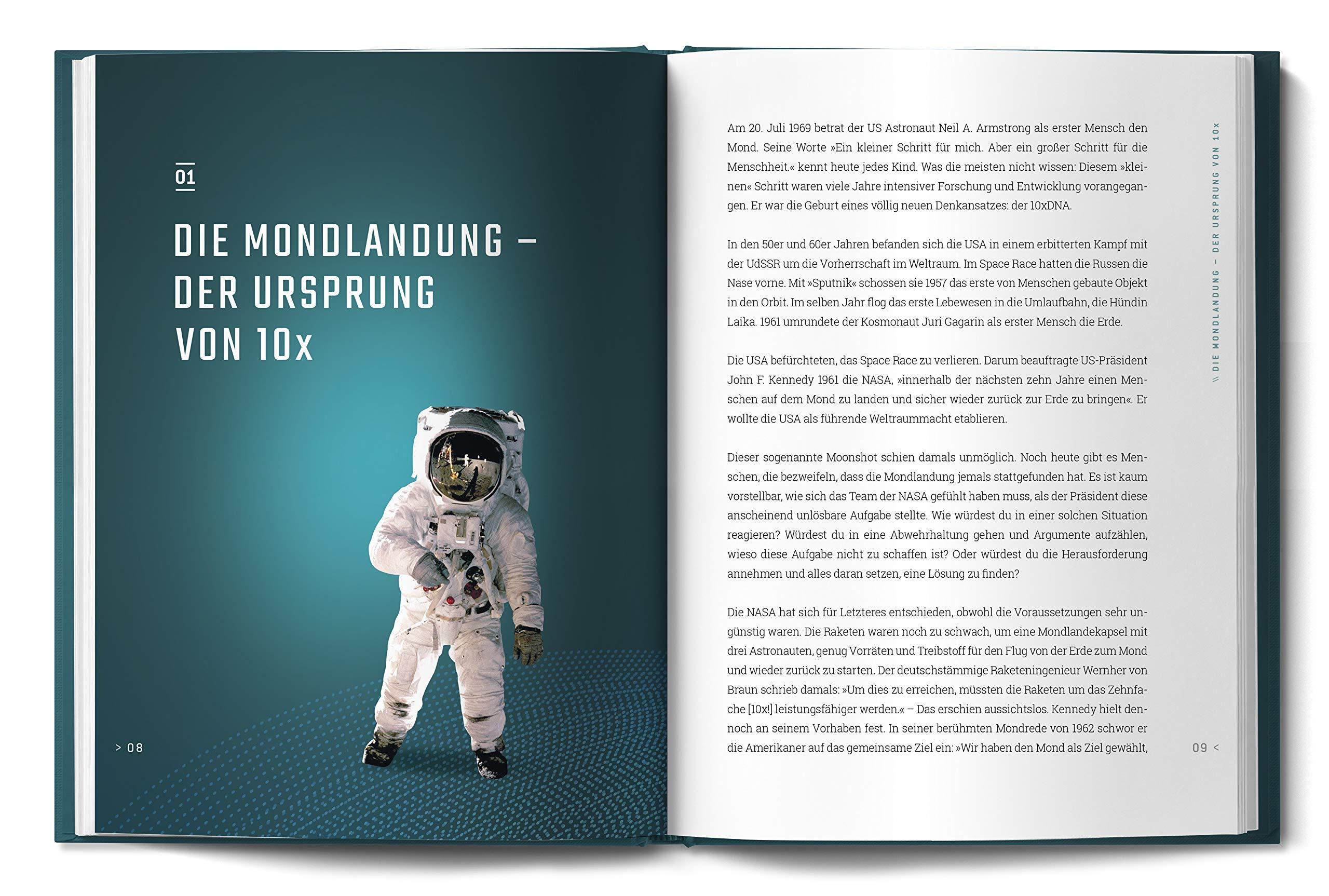 10xdna Das Mindset Der Zukunft Frank Thelen Bücher