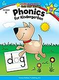 Phonics for Kindergarten: Home Workbooks Gold Star Edition