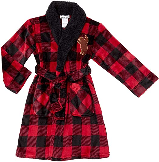 Komar Kids Boys Fleece All Sports Robe