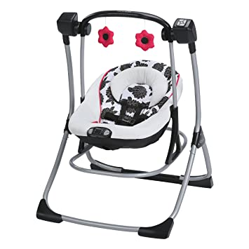 fd62505153ed Amazon.com   Graco Cozy Duet Swing Plus Rocker