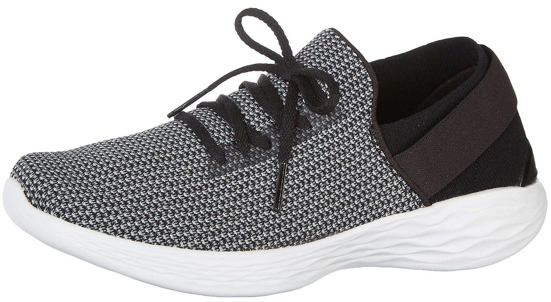 Skechers, Skechers, Skechers, scarpe da ginnastica Donna Nero BKW 632a6f