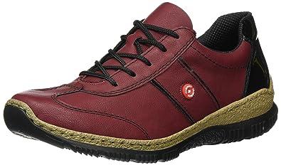 Rieker Damen N3220 Sneaker  Amazon.de  Schuhe   Handtaschen 76024a328c