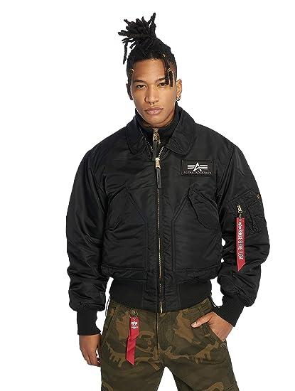size 40 a1432 3b54d Alpha Industries Men Bomber jackets X-Force Bomber: Amazon ...