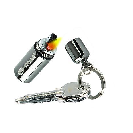 Amazon.com: True Utility FireStash Llavero Modelo Lighter ...