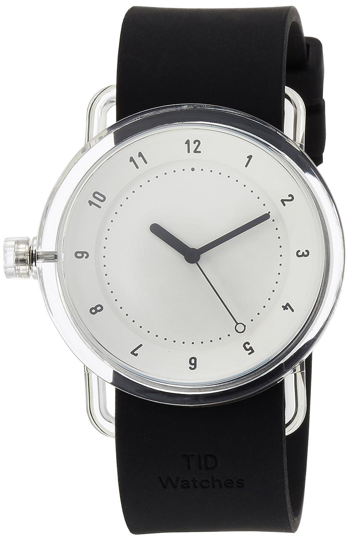 [ティッドウォッチ]TID Watches 腕時計 NO.3 廉価版TID Watches TID03-WH/BK 【正規輸入品】 B071G2GMK2