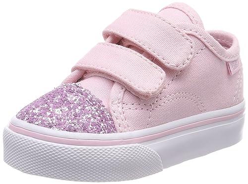 Vans TD Style 23 V Chalk Pink Textile 9.5 M US Infant